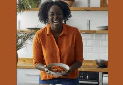 Bake-Off finalist joins Mowi 'Good Mood Food' push