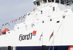 Fjord1 og Aurland Ressursutvikling skaper nytt reiselivsselskap