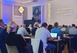Sjømatbedriftenes jubileumskonferanse er nå i full gang