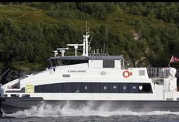 Vil bytte ut hurtigbåten på Foldafjorden
