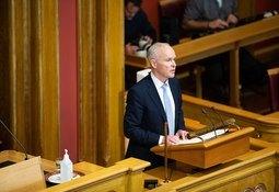 Regjeringen vil redusere nettolønnsordningen