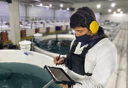 Innovadora empresa de acuicultura digital recauda US$7 millones para expandirse