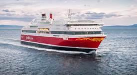 Ukens Skipsbesøk MS «Bergensfjord»
