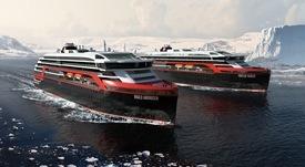 Satser med nye hybridskip på norskekysten