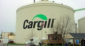 Cargill incrementa 19% sus ganancias
