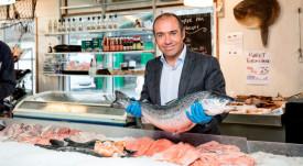 Negocio de alimento para salmones de BioMar registra buen rendimiento