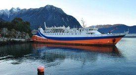Nueva ruta de Naviera Austral mejora conectividad de Aysén con Chiloé