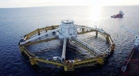 Reportan escape masivo de salmones en Ocean Farm 1