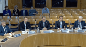 Scottish salmon farmers must raise the bar say MSPs