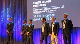 Aquavision 2018: tres productos, tres soluciones para acuicultura