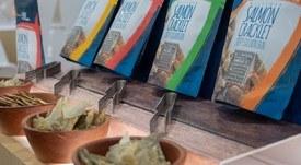 Salmón destaca en Fancy Food Show de Nueva York