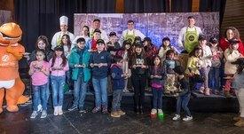 Salmón chileno fue protagonista en evento gastronómico Ta' de Sur