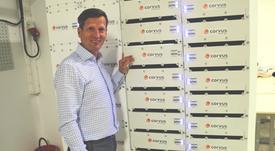 Corvus Energy får hovedkontor i Bergen