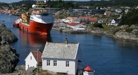 Blodrødt hos Solstad Offshore