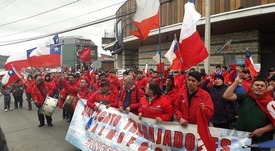 Trabajadores de Salmofood deponen huelga