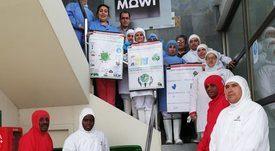 Mowi Chile implementa nuevo proyecto de reciclaje en Aysén