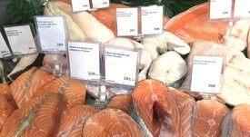 Nueve productores de salmón chileno siguen bloqueados por Rusia