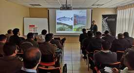 Chiloé: Realizan taller para prevención del robo de salmones