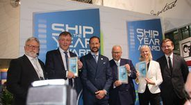 «Color Hybrid» er Ship Of The Year