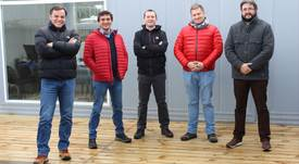 Chilenos desarrollan novedosos diseños de redes para la salmonicultura