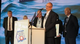 Aqua Nor: Benchmark gana Premio a la Innovación con sistema sustentable