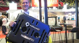 """Morenot Robotics: """"Chile es un mercado muy interesante para nosotros"""""""