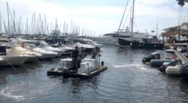 En Chile: Usarán bacterias para recuperar fondos marinos del salmón