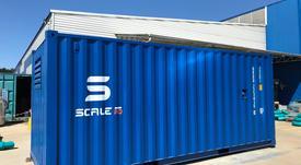 Desde Chile: ScaleAQ concreta exportación de contenedores de ensilaje