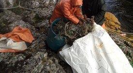 Multiexport recicla cabos para la creación de nuevos productos