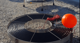 Tecnología de microburbujas promete recuperar fondos marinos del salmón