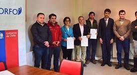 Así quedó conformado el directorio que potenciará a los proveedores acuícolas de Aysén