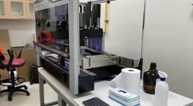 Magallanes: Salmonicultores ponen a disposición robot para detección de covid-19