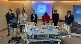 Campaña Comprometidos con el Sur dona equipamiento al Hospital de Castro