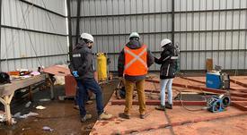 Suspenden labores en astillero por deficiencias de higiene y seguridad