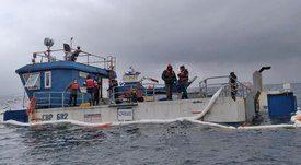SMA ordena medidas provisionales a Salmones Austral por derrame de hidrocarburos