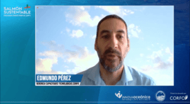 Proveedores chilenos exponen sus tecnologías en seminario de acuicultura oceánica
