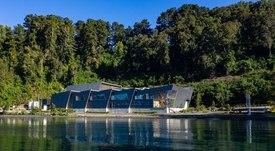 Multiexport inicia construcción de piscicultura que incluye producción de postsmolts