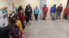 Planta Surproceso reforzará protocolo por coronavirus ante demanda de trabajadores