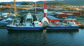 Noruega: Aquaship reconstruye dos wellboats que operarán en Chile
