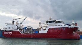 Construyen primer wellboat híbrido de gas y electricidad del mundo