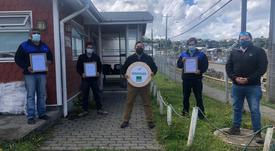 Centros en agua mar de Cermaq Chile son los primeros en obtener Sello Covid