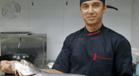 AquaChile realiza su primer despacho de salmón fresco a Dubái
