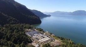 Nueva piscicultura de Mowi Chile apuesta por tecnología y educación