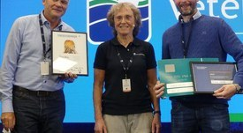 Departamento del grupo Cermaq gana primer premio al bienestar de los peces