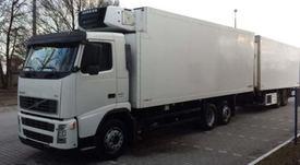 Roban camión con 20 toneladas de salmón en La Araucanía