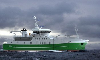 Bygger ny autolinebåt i Møre og Romsdal