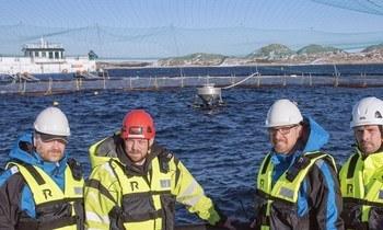 Går for dypvannsfôring på flere lokaliteter etter lovende resultater