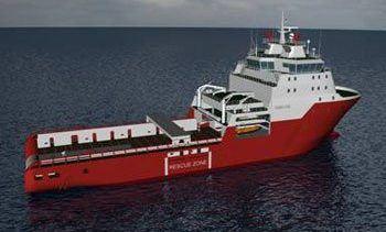 Siem Offshore kontraherer ytterligere to store AHTS'er ved Kleven Maritime
