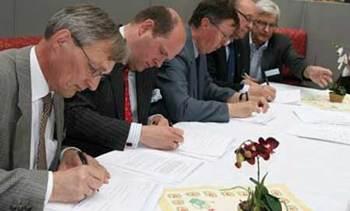 NOx-avtalen undertegnet