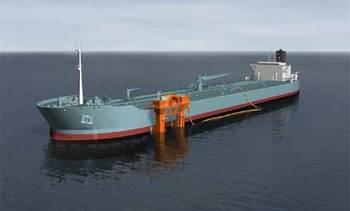Kan revolusjonera oljelasting til havs
